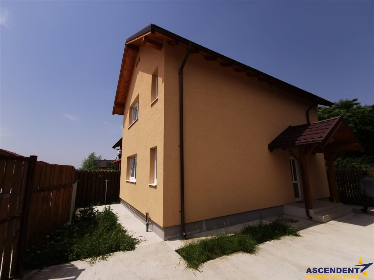 Rezidential in zona retrasa, cartier Stupini