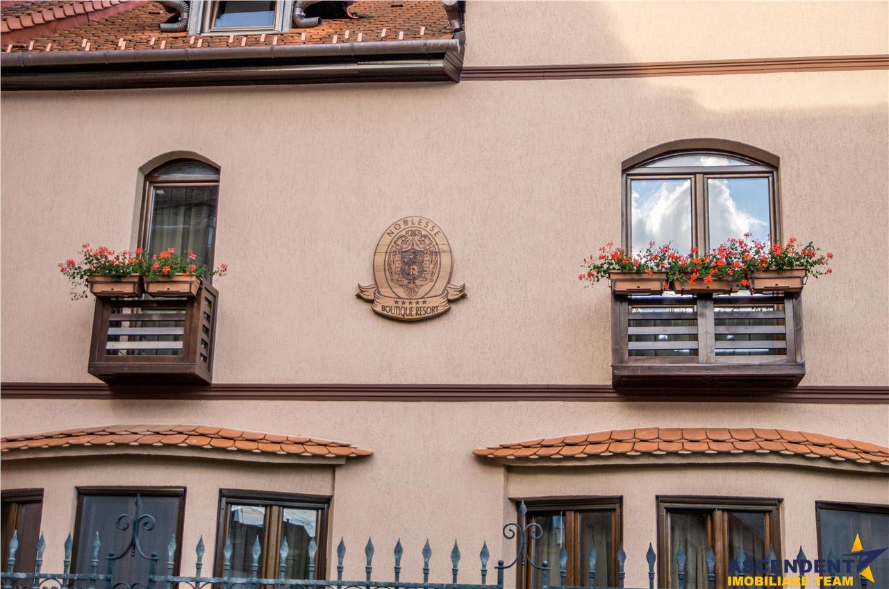 Briliant de 5*, in internationala distinctie, Central, Sibiu