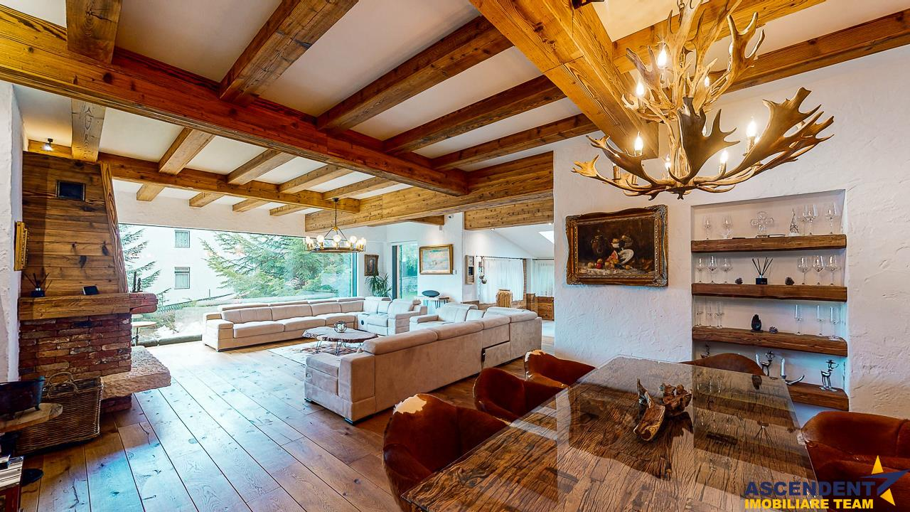 Luxury, in valul verde al naturii, Valea Prahovei, Brasov