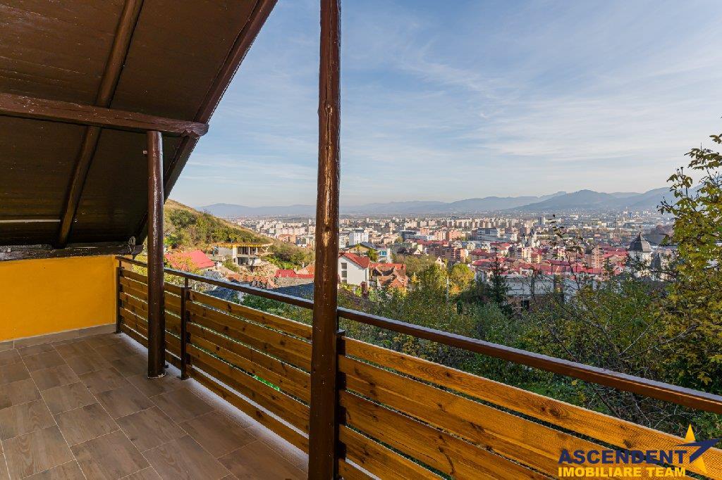 FILM si EXPLORE! In spectacol panoramic, pe 800 mp teren, Central, Brasov