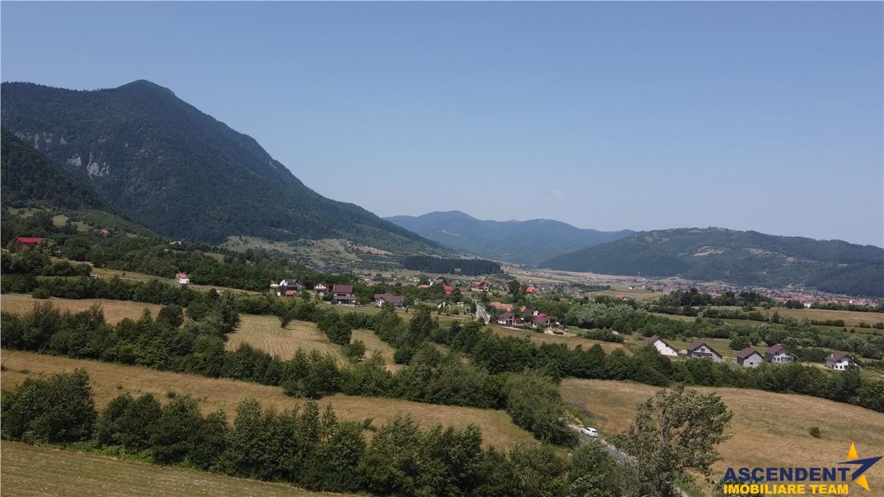 FILM PREZENTARE! Evaluativa pozitionare, 3.000 mp teren, Predelut  Zarnesti