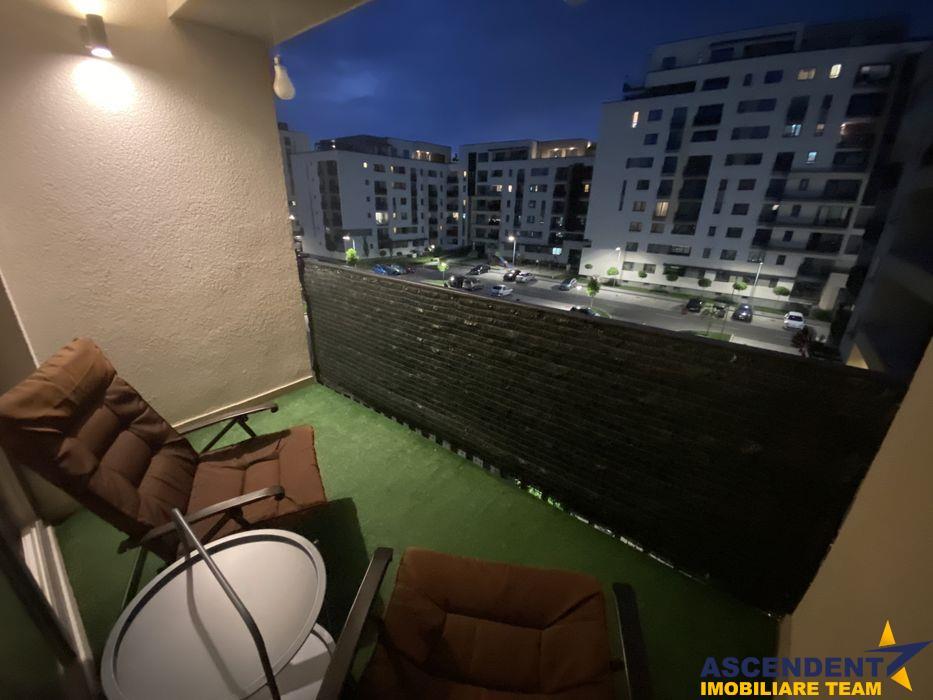 OFERTA REZERVATA!! Rezidential nou, mobilat si utilat, loc parcare, Tractorul, Brasov