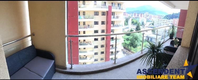 OFERTA TRANZACTIONATA!! Mobilat si utilat, nou rezidential, garaj subteran, Brasov