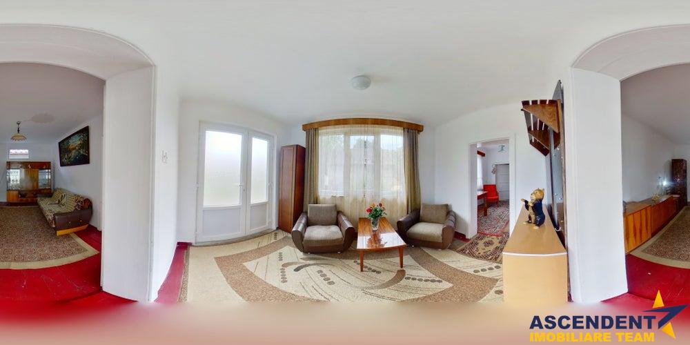 OFERTA RETRASA!! EXPLOREAZA VIRTUAL! Ergonomica casa, 650 mp teren,  garaj,  Brasov