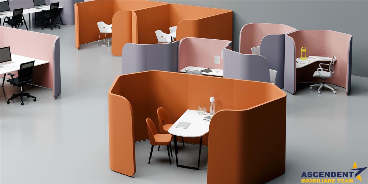 OFERTA REZERVATA!! Spatiu Birouri open space + birou managerial, Central, Brasov
