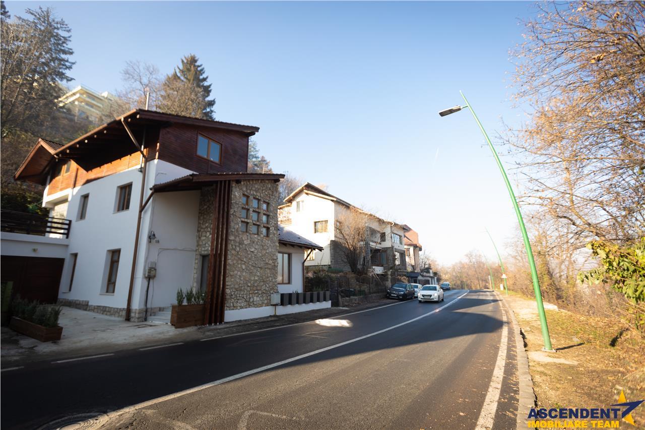 Constructie noua, potential apreciat, in incantare panoramica, Calea Poienii, Brasov  FLEXIBILITATE LA SCHIMBURI