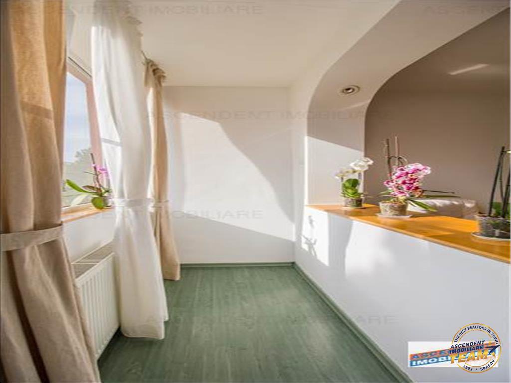 OFERTA REZERVATA!!!! Apartament special, 80mp, insorit, zona cu spatiu verde, Semicentral, Brasov