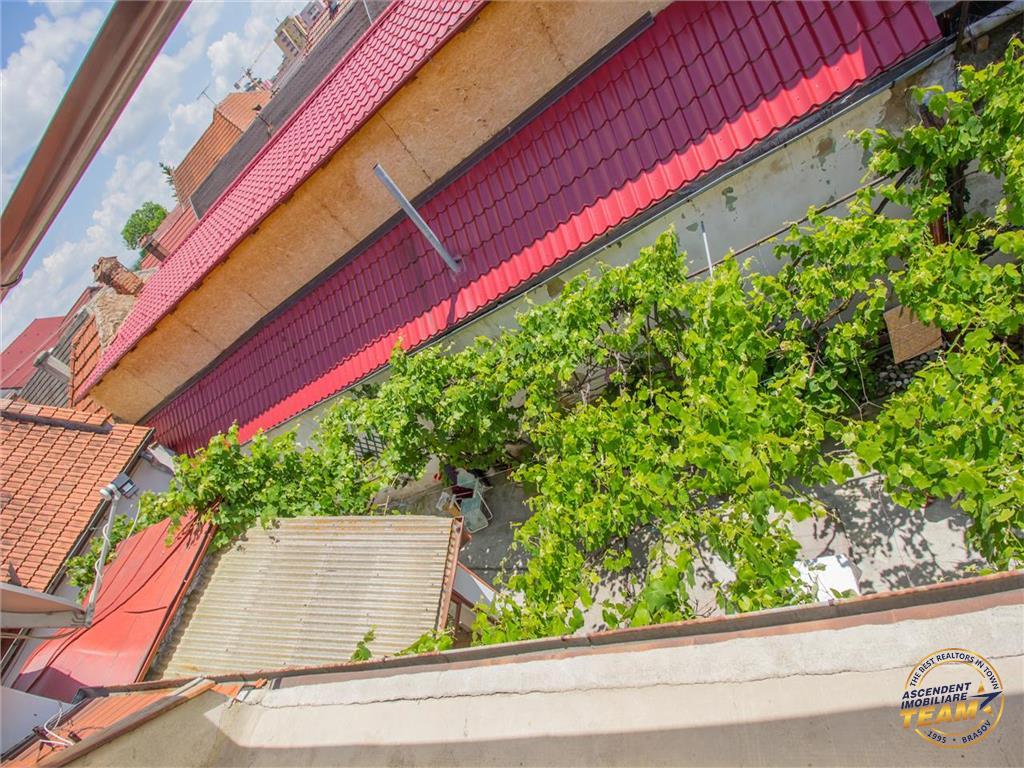 OFERTA TRANZACTIONATA!!! Proprietate segmentul SPECIAL, rezidential/ comercial, Centru Civic, Brasov