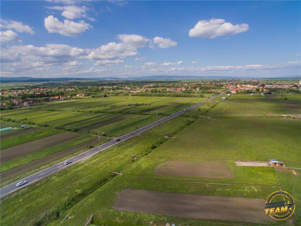 FILMARE DRONA!! 20.000mp teren cu: Ferma, Hala, Constructii rezidentiale, Prejmer, Brasovv