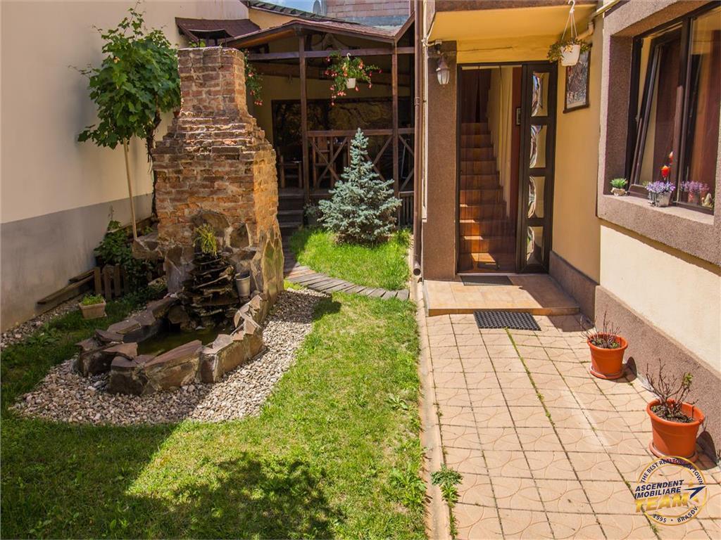 Proprietate distincta, pretabila Rezidenta/Hostel/ Comercial, Brasov