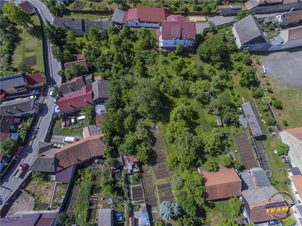 VEZI FILMARE!! La 3 minute de Brasov,1.200 mp teren intravilan, zona de case,Sacele,Brasov.