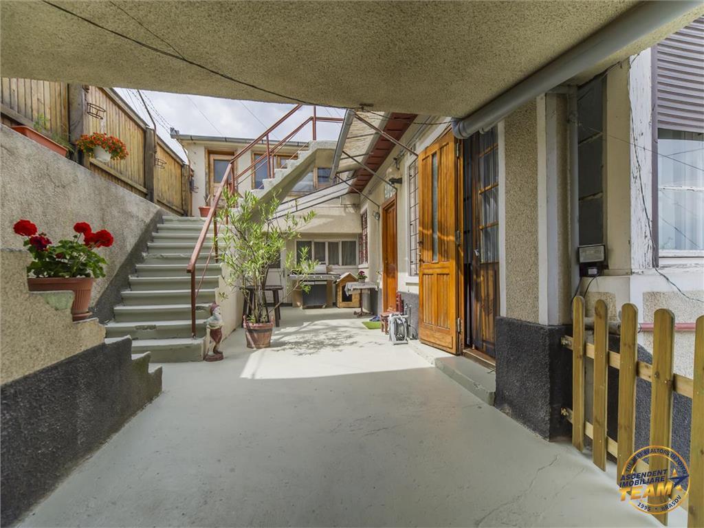 OFERTA TRANZACTIONATA!!! Nivel in vila, curte proprie, garaj, zonare rezidentiala apreciabila, Brasov