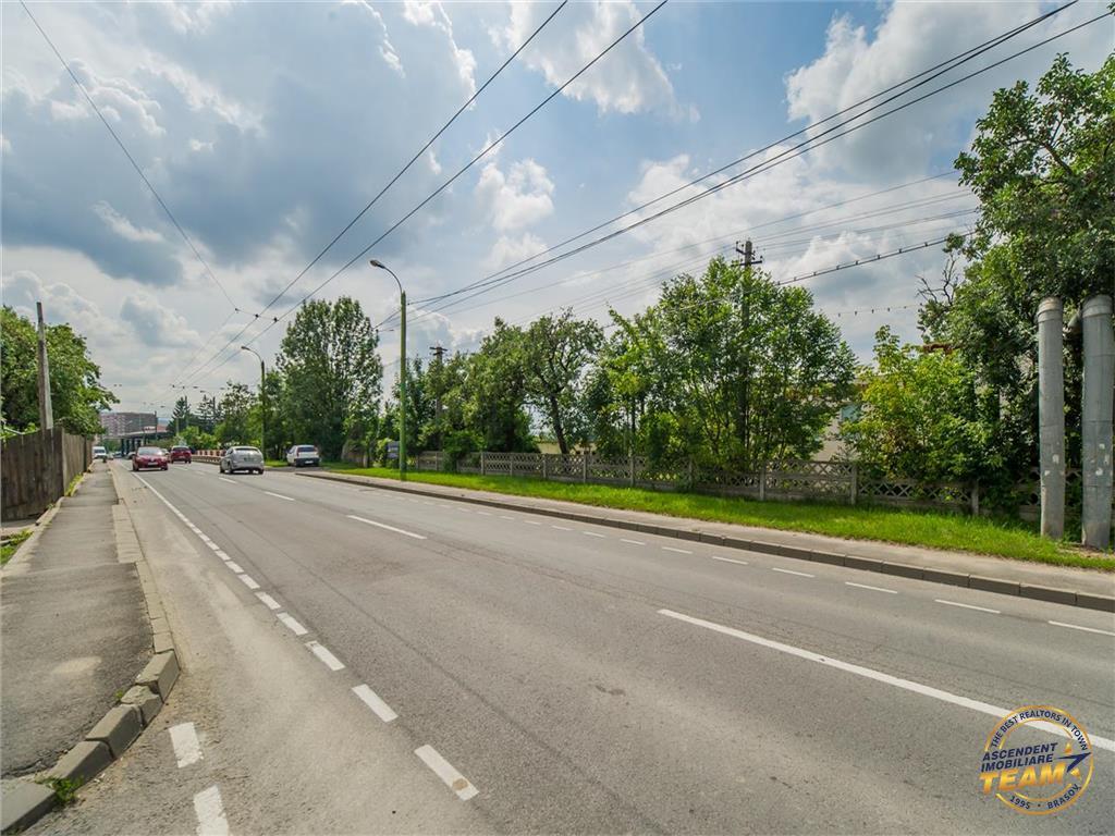 OFERTA TRANZACTIONATA!!!! 2.700 mp teren intravilan+ constructie,segmentul investitional,Tractorul, Brasov
