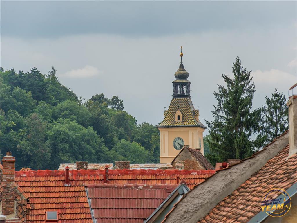 Proprietate,intr un mic paradis de arhitectură,Centrul Istoric,Brasov,Romania
