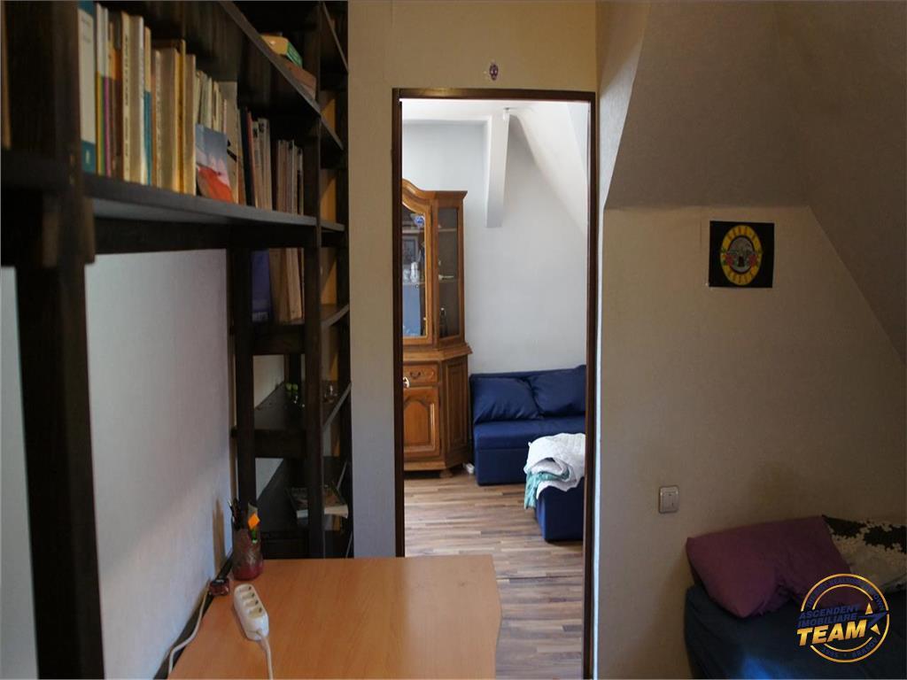 Apartament Centrul Istoric, suprafata generoasa, mobilat utilat, Brasov