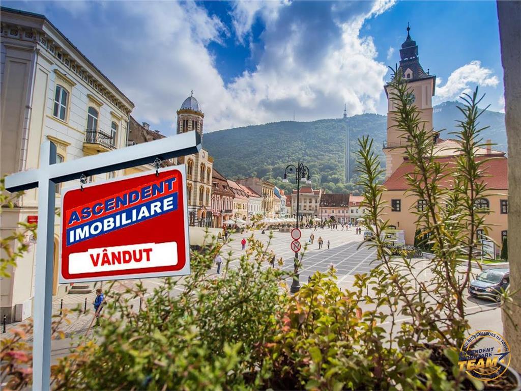 OFERTA TRANZACTIONATA!!!!!!! Proprietate , Piata Sfatului Brasov