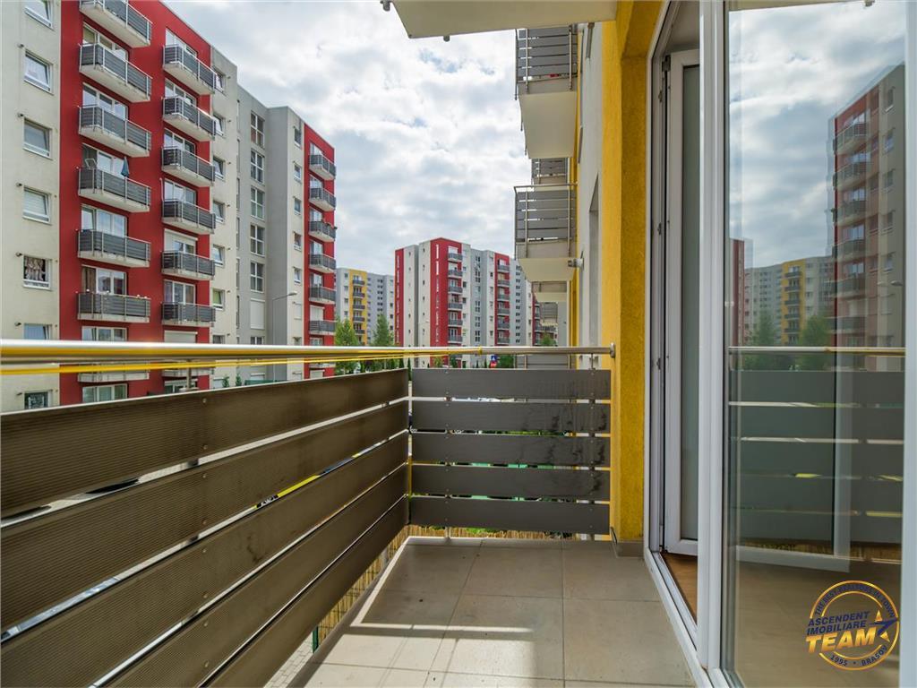 OFERTA TRANZACTIONATA!!!Proprietate luminoasa, doua terase, loc parcare, Avantgarden 3, nemobilat, Brasov