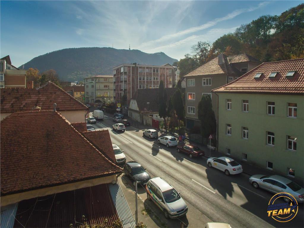 OFERTA TRANZACTIONATA!!!!! Teren cu constructie, Clasa Oportunitate Investitionala Central, Brasov