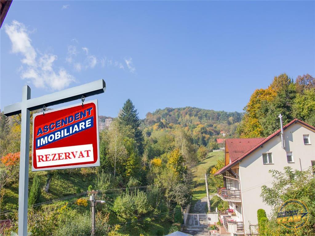 OFERTA REZERVATA!!Proprietate rezidenta/ activitati turistice,Drumul Poienii Brasov