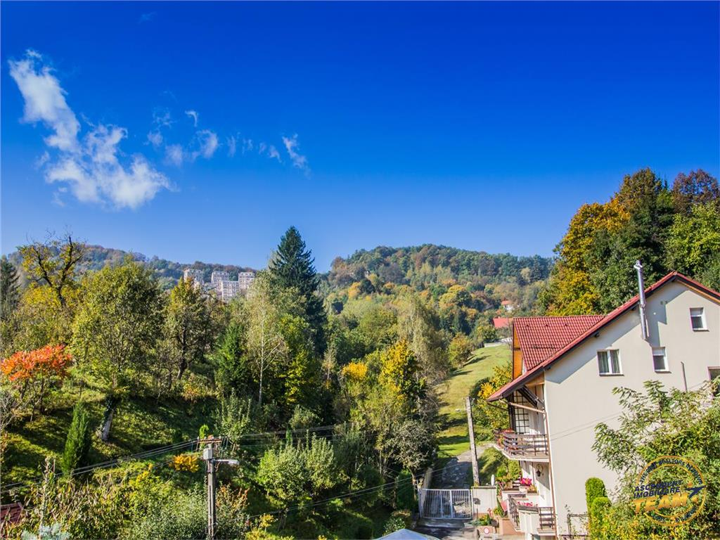 OFERTA TRANZACTIONATA!!Proprietate rezidenta/ activitati turistice,Drumul Poienii Brasov