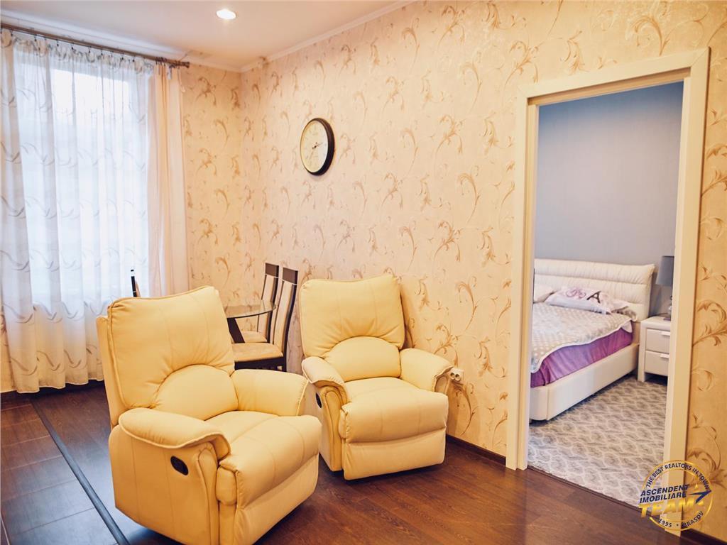 OFERTA REZERVATA!!!!Ambianta unui studio elegant te invita sa ii fi oaspete, Central, Brasov