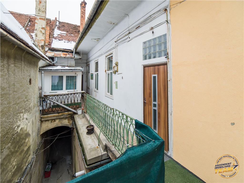 OFERTA TRANZACTIONATA!!!Proprietate pe principala atractie turistica si locala, Republicii, Brasov