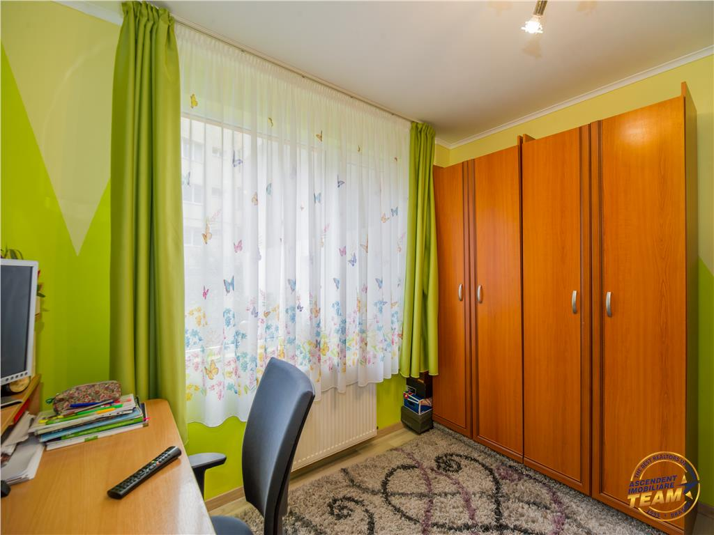 OFERTA TRANZACTIONATA!Imobil, imbratisat de spatiu verde, etaj 1, decomandat, Astra, Brasov