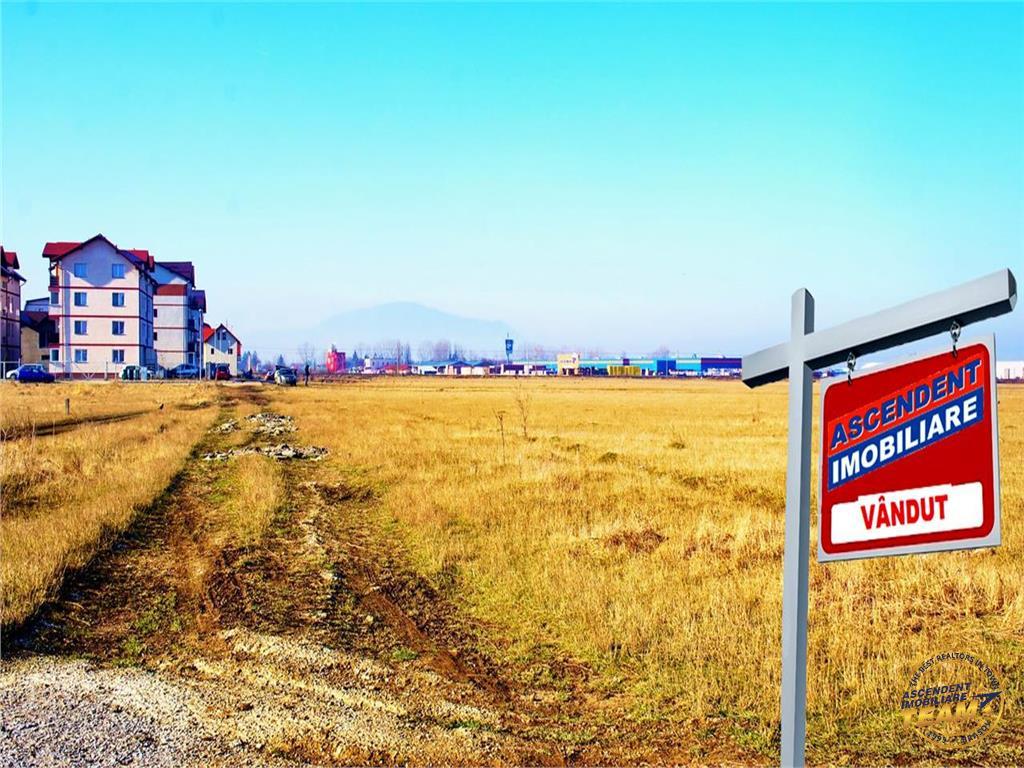 OFERTA  TRANZACTIONATA  !!!     Teren de exceptie pentru investitie, Brasov, zona Tractorul