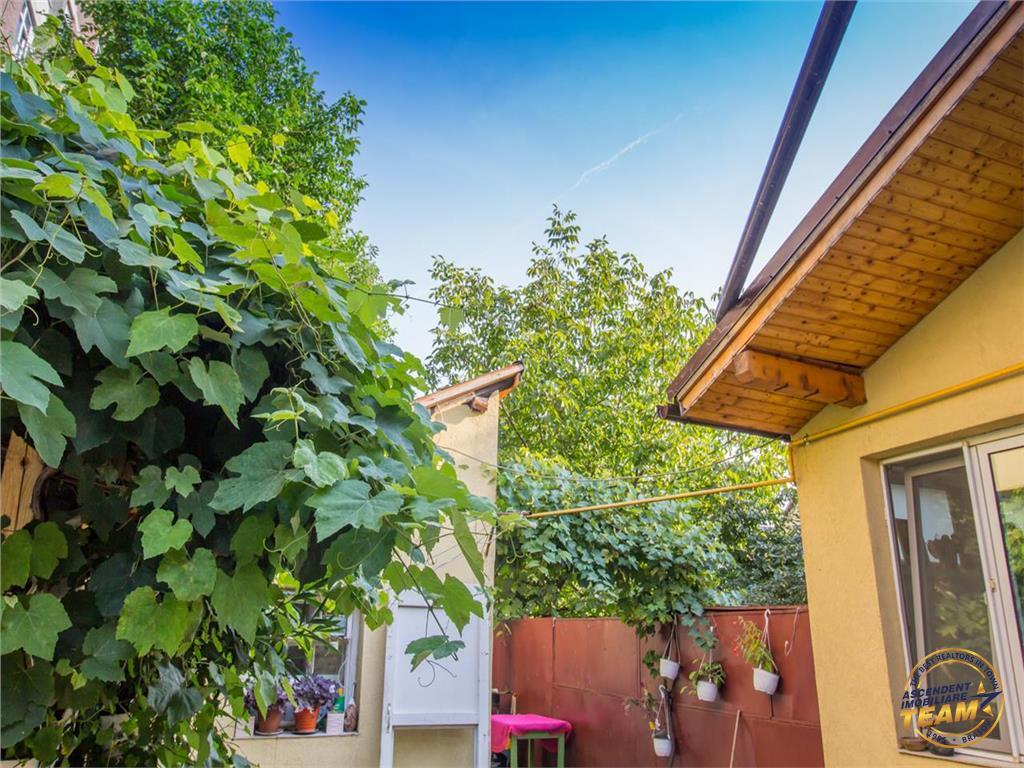 OFERTA TRANZACTIONATA!!!Casa primitoare, singura in curte,  Brasov, Astra