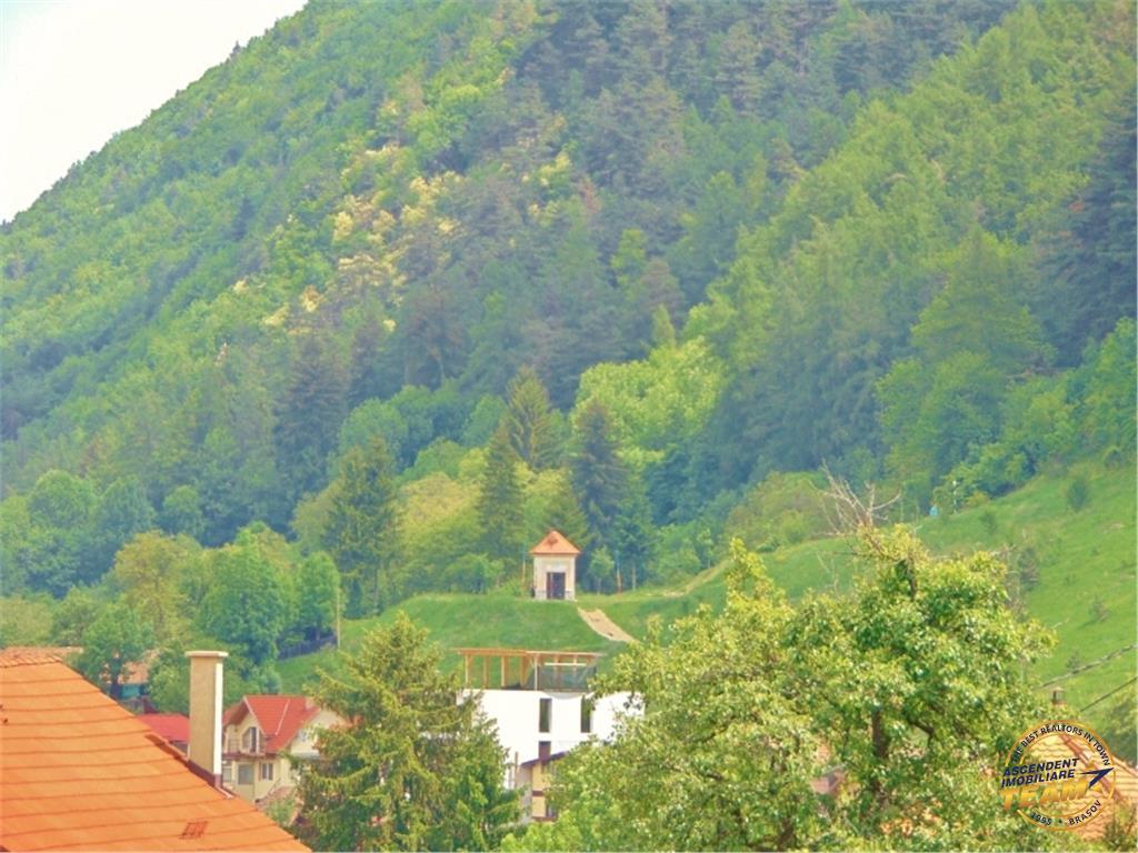 OFERTA TRANZACTIONATA!!!Casa in Scheii Brasovului, intrun  peisaj mirific