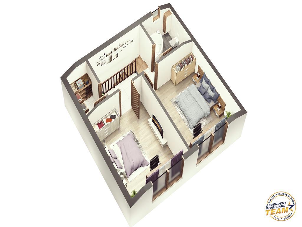 OFERTA TRANZACTIONATA!!Film! ULTIMA  casa la vanzare din  Stupini Special Wood  Residence