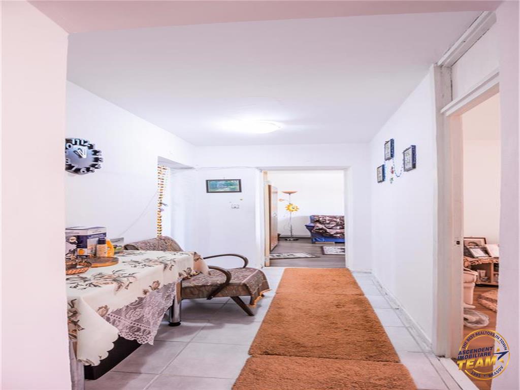 Apartament compozitie luminoasa, conditii avantajoase, Brasov