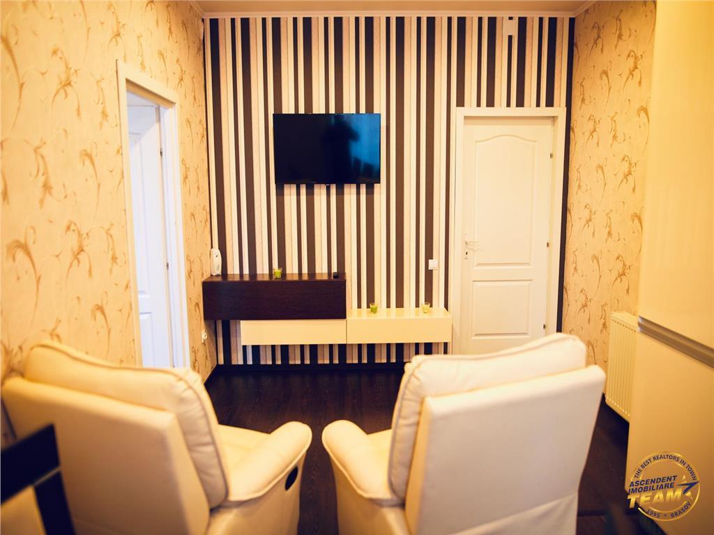 OFERTA TRANZACTIONATA!!! Ambianta unui studio elegant te invita sa ii fi oaspete, Central, Brasov