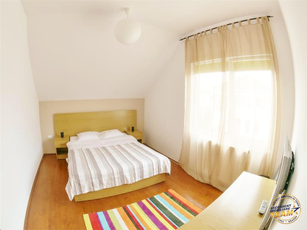 OFERTA REZERVATA! Proprietate SEMILUX, rezidenta si/ sau regim Hotelier, Brasov