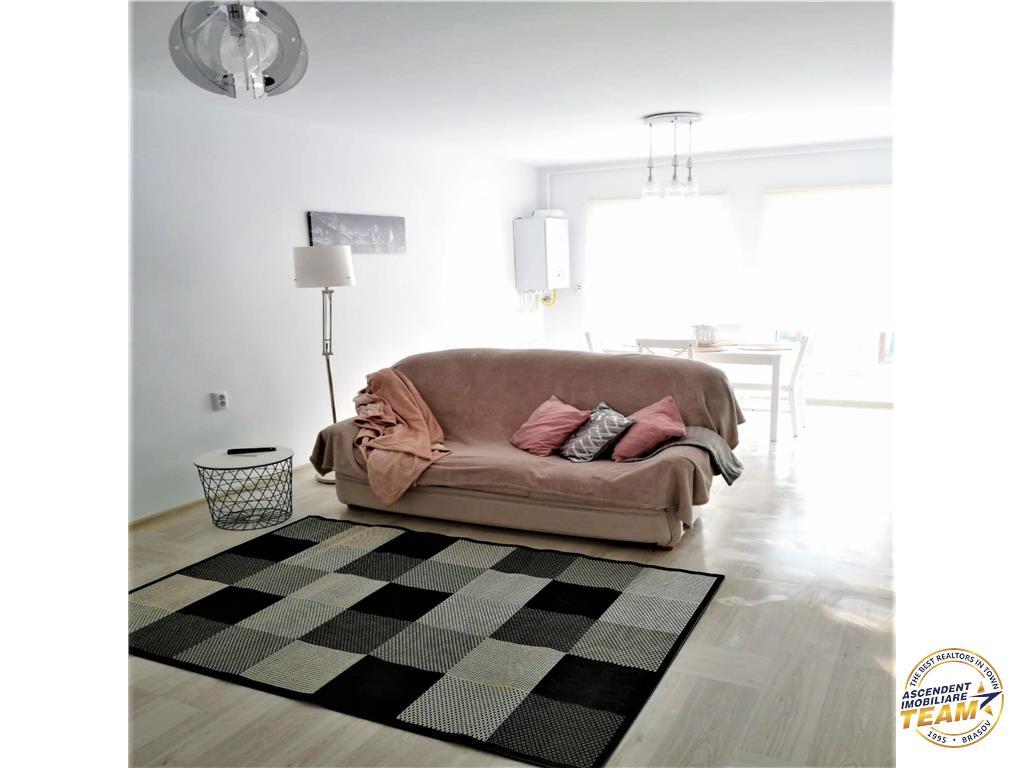 Apartament in moderna prezentare, in nou segment rezidential, Coresi, Brasov