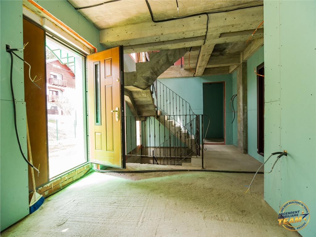 Proprietate segementul Rezidential/Hotelier/ Comercial, Predeal, Central