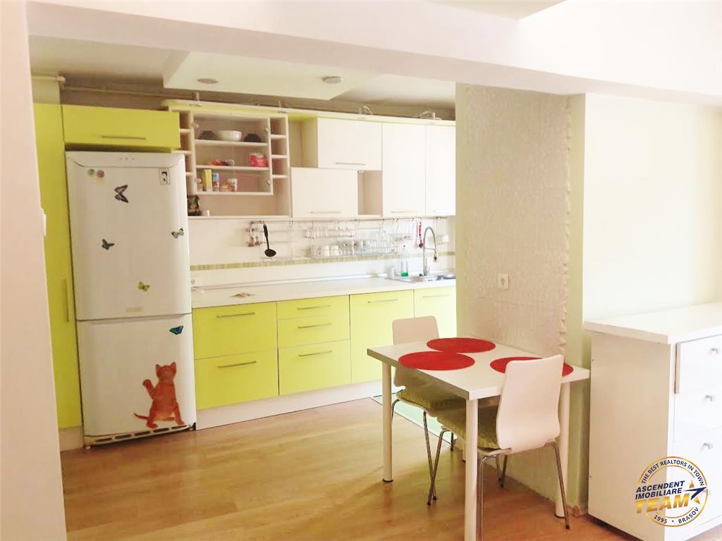 Apartament trei camere segmentul LUX in Racadau,Brasov.