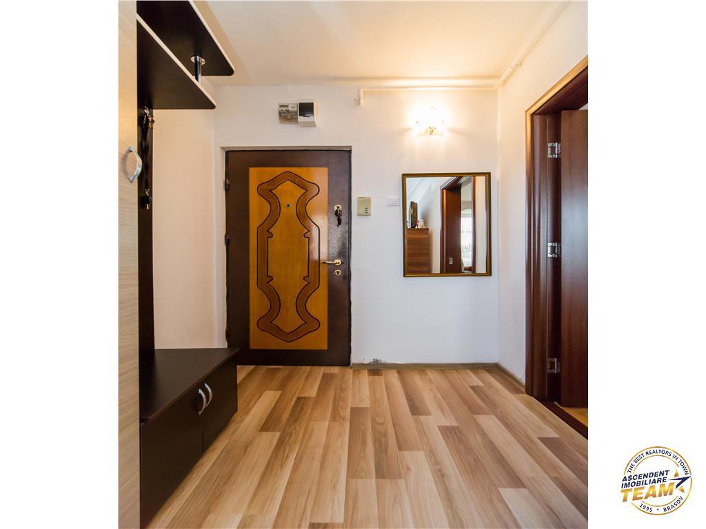 OFERTA REZERVATA!!! Apartament  segmentul impecabil, mobilat si utilat, Brasov