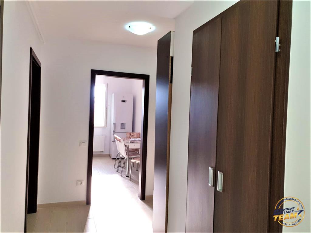 Apartament 2 camere elegant si spatios, zona Coresi