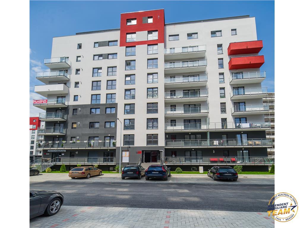 OFERTA TRANZACTIONATA!!!Garsoniera decomandata, pe 42 mp, constructie noua, finalizata, Brasov