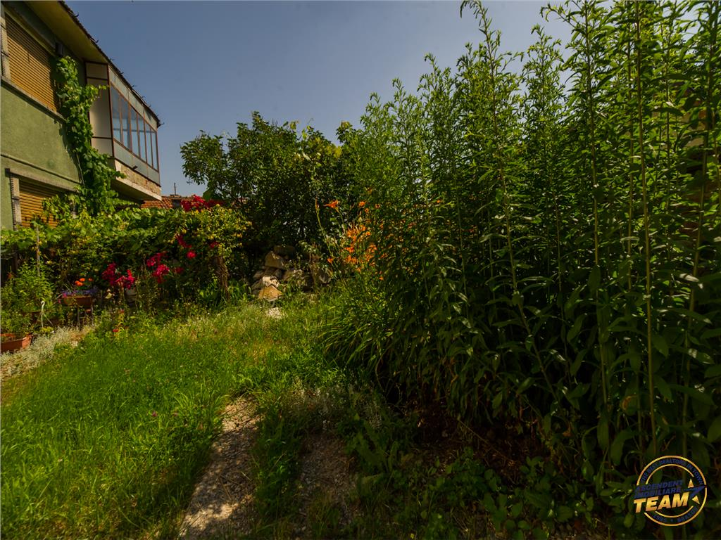 OFERTA TRANZACTIONATA!!! Doua nivele in vila, curte proprie, Central  Drumul Poienii, Brasov