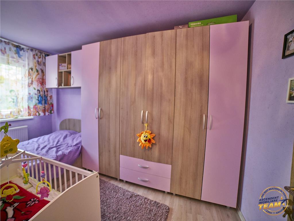 OFERTA TRANZACTIONATA!!!! Apartament 3 camere, la pret de 2 camere, conditii speciale, Tractorul, Brasov