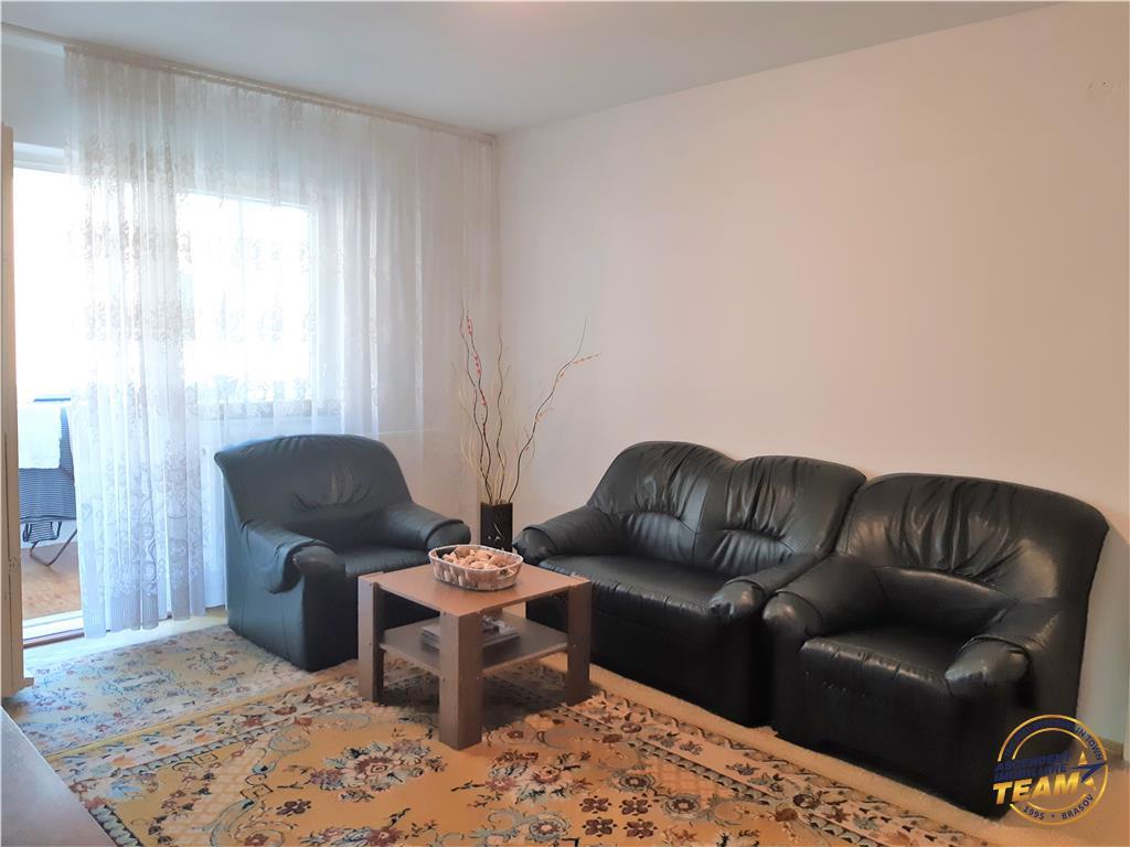 OFERTA INCHIRIATA!!! Apartament familial, etaj2, cartier Tractorul, Brasov