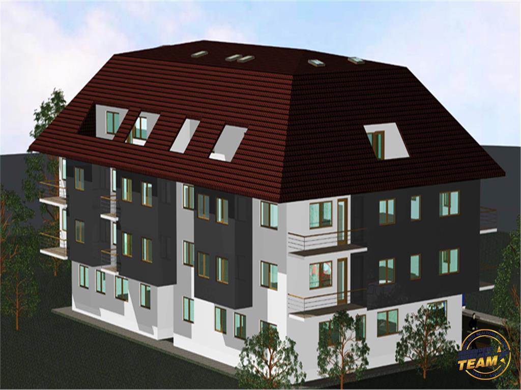 Compozitie trei camere, zona rezidentiala, Tractorul, Brasov