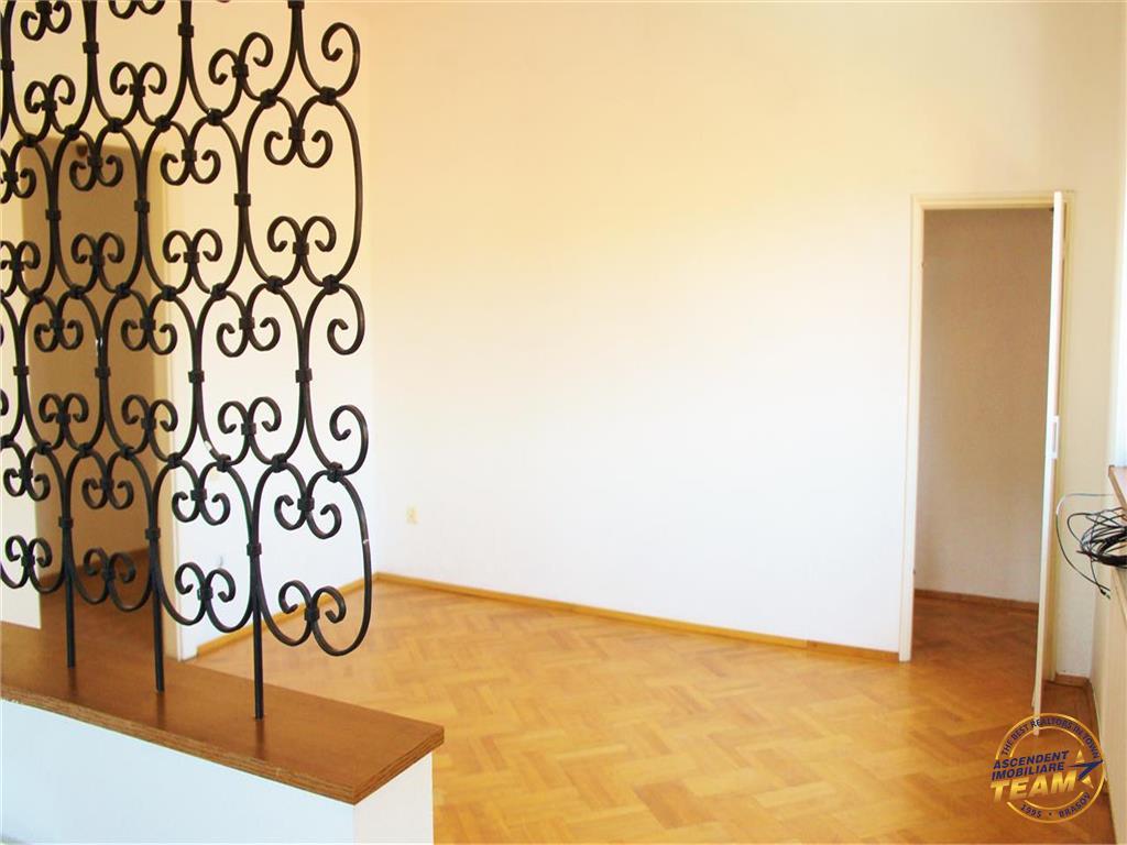 Nivel in vila interbelica, 130mp, garaj propriu, Central, Brasov