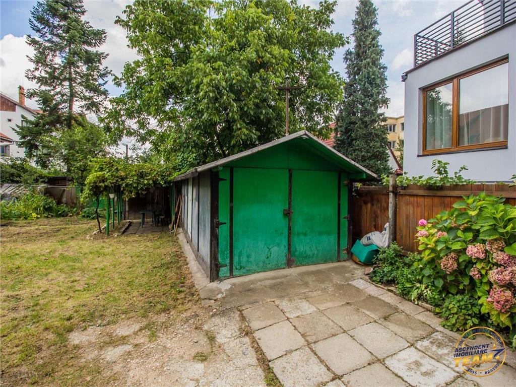 OFERTA TRANZACTIONATA!!!! Imobil compozitie particulara, cu pod propriu, gradina si garaj, Central, Brasov