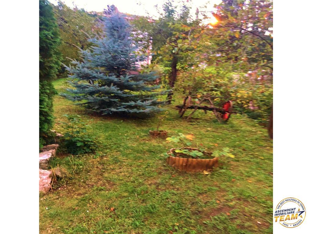 Resedinta referentiala in privilegiata pozitionare, 500 mp teren,Central, Brasov