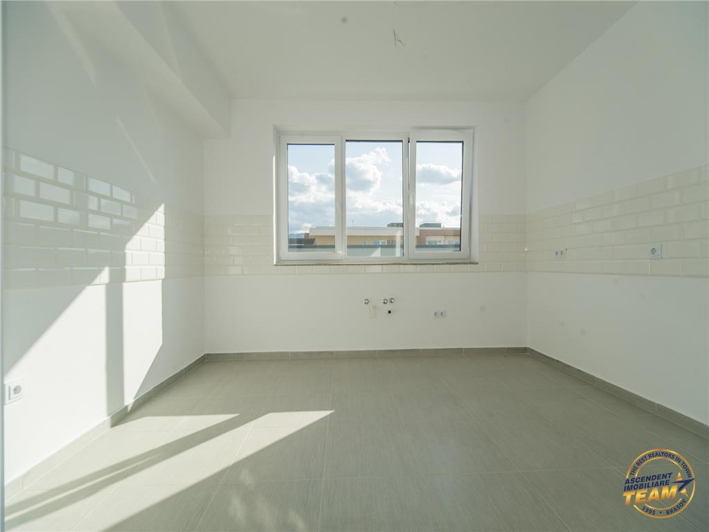 Penthouse, tip Duplex Floarea Soarelui, zona Coresi, Brasov