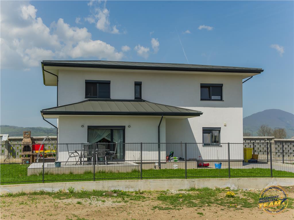 Casa oportunitate, constructie noua, Cristian, Brasov