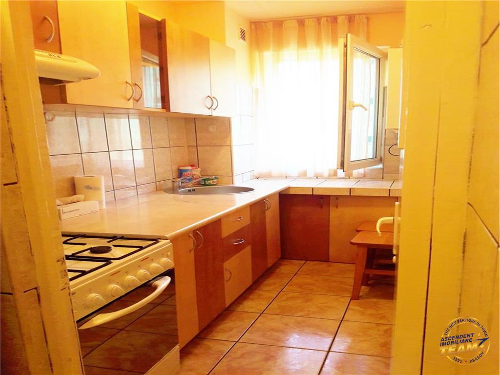 Apartament cochet doua camere, pozitie avantajoasa, Semicentral, Brasov